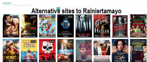 Alternative sites like Rainiertamayo