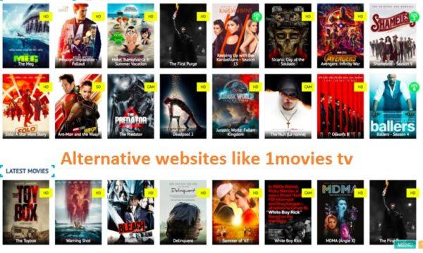 sites like 1movies tv