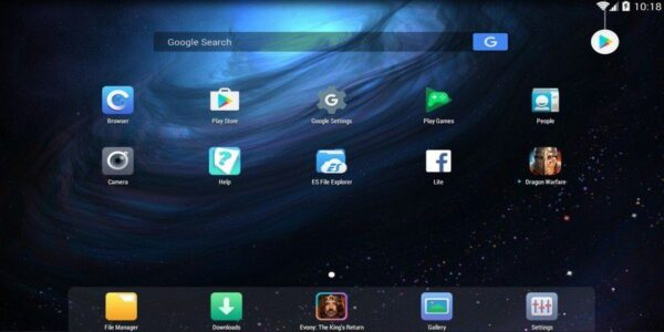 Android Apps on Windows PC/MAC Computer – Free Download Nox Emulator