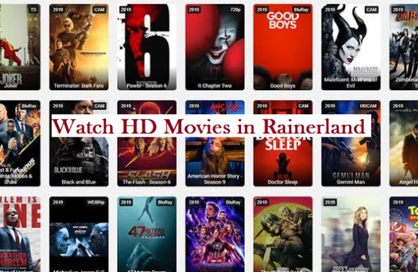 Rainerland for HD movies