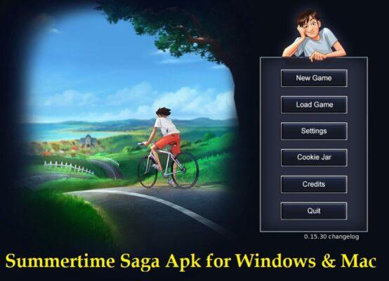 summertime saga apk download