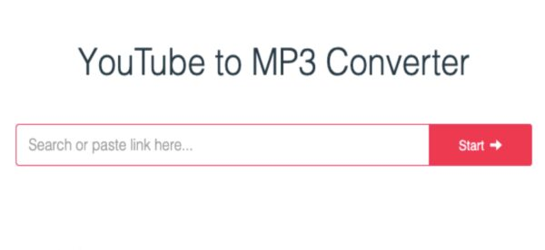 YouTube to MP3 convertor process