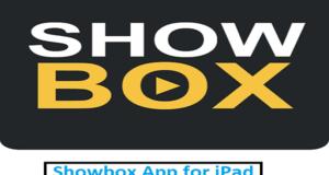 Showbox App for iPad